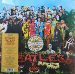 { record.artist }} - Sgt Peppers lonely hearts club band