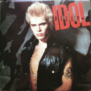 { record.artist }} - Billy Idol