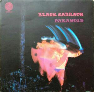 { record.artist }} - Paranoid