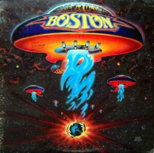 { record.artist }} - Boston
