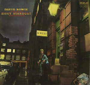 { record.artist }} - The rise and fall of Ziggy Stardust and the spiders from Mars