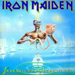 { record.artist }} - Seventh son of a seventh son
