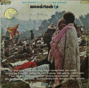 { record.artist }} - Woodstock