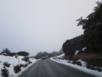 Mountain Road, Ohakune